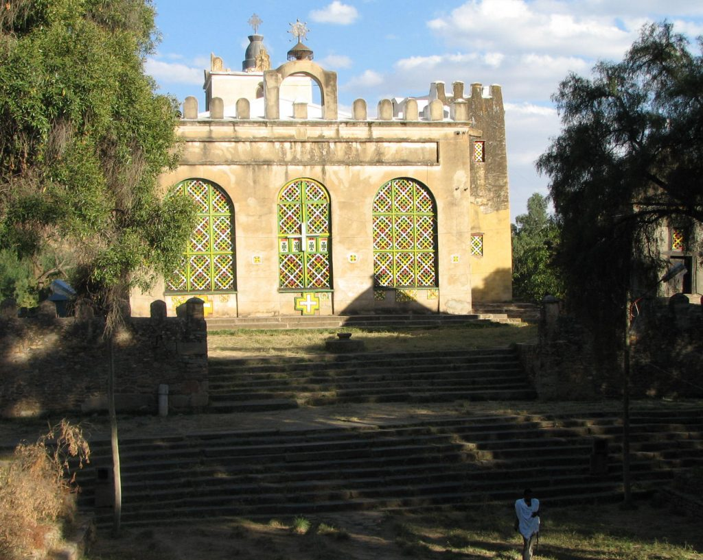 Axum – St Mary of Zion Chapel – Home of the Ark of the Coven