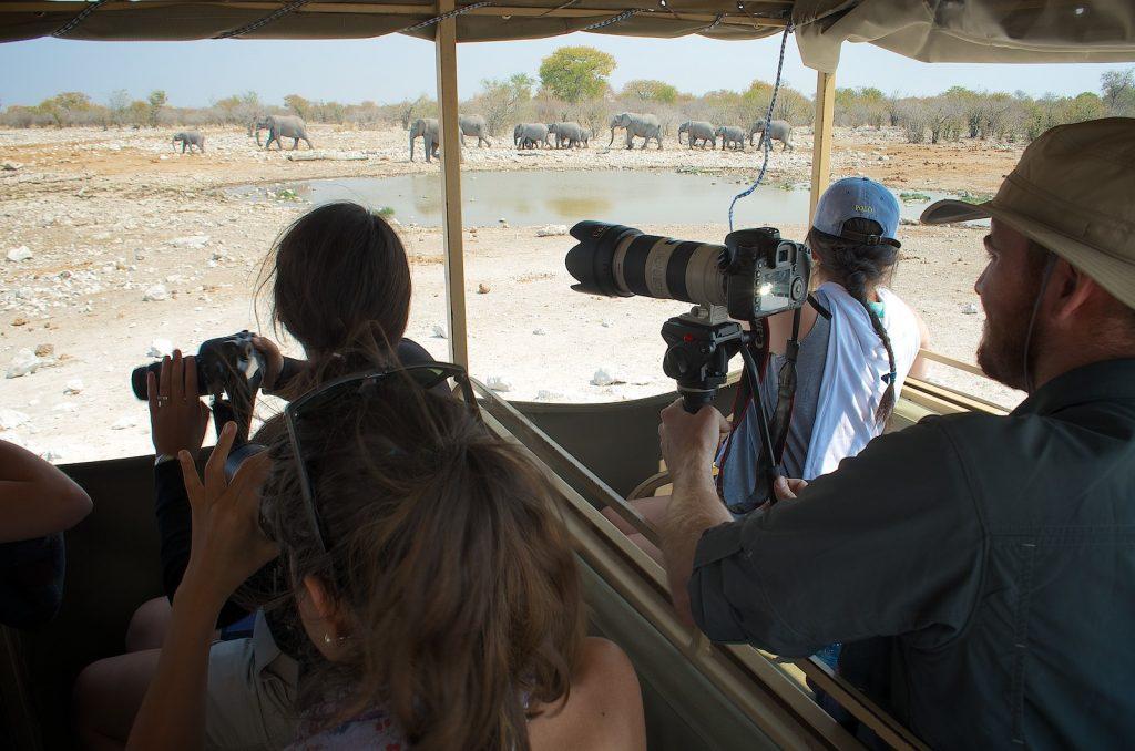 26/08/2013 – Etosha National Park, Namutoni, Namibia