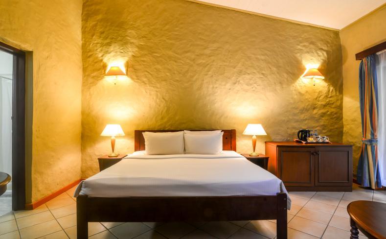 Berjaya-Praslin-Resort-Deluxe Room Interior